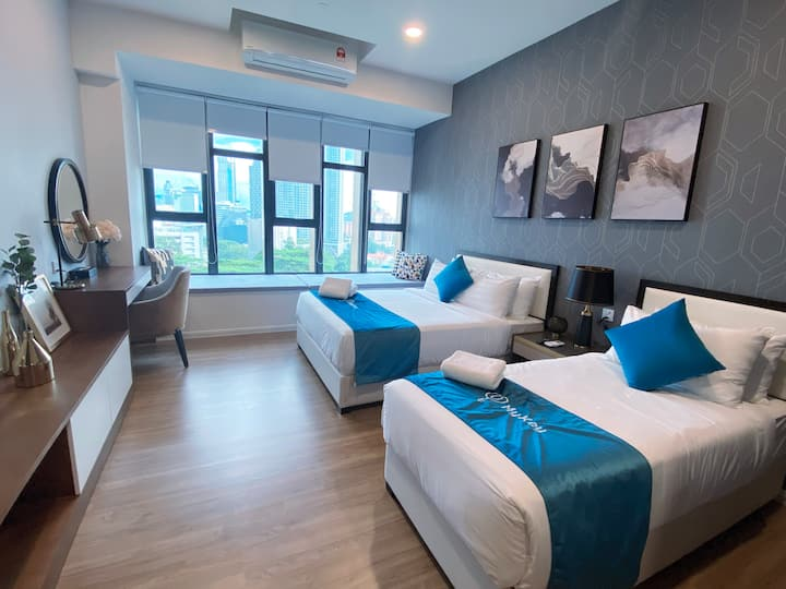 Ceylonz Suite | Modern Luxury Triple Studio