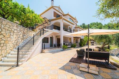Sivota View  Villa