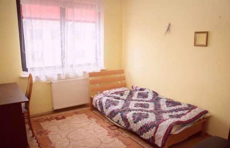 Duzy pokoj z duzym lozkiem - Rzeszow - House