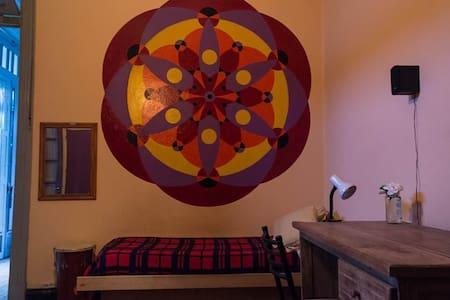Alquiler de habitación en casa con jardín - La Plata