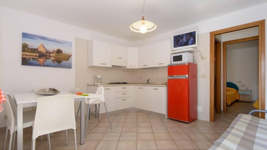 Apartment n. 1 Villa Ammiraglia B - Lignano Family