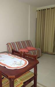 Apto c/ ótima localização em Guaratinguetá -SP - Guaratinguetá - Apartament