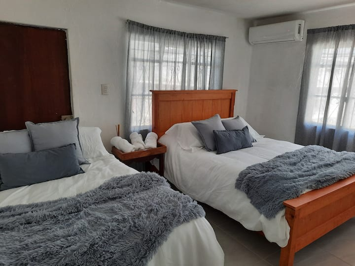 Cozy apartment in Old Mazatlán (centro histórico)