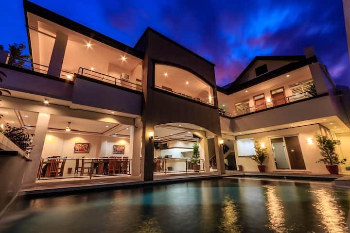 Private Villa with Hotsprings - Villa Marciana 2