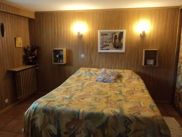 espace indépendant - Sainte-Jamme-sur-Sarthe - Guesthouse