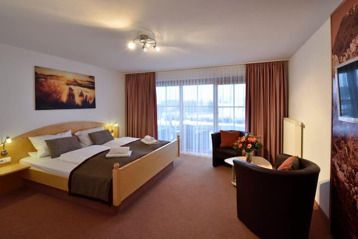 Double room with breakfast - Rückholz - ที่พักพร้อมอาหารเช้า