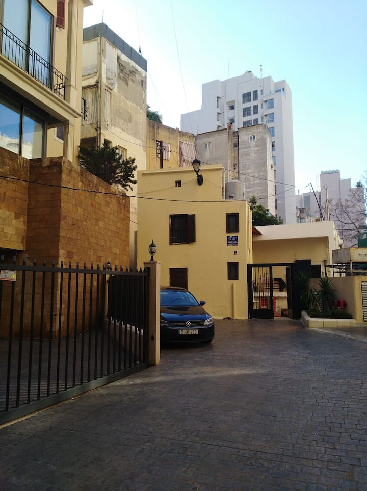 LOFT IN PRIME LOCATION IN THE HEART OF BEIRUT