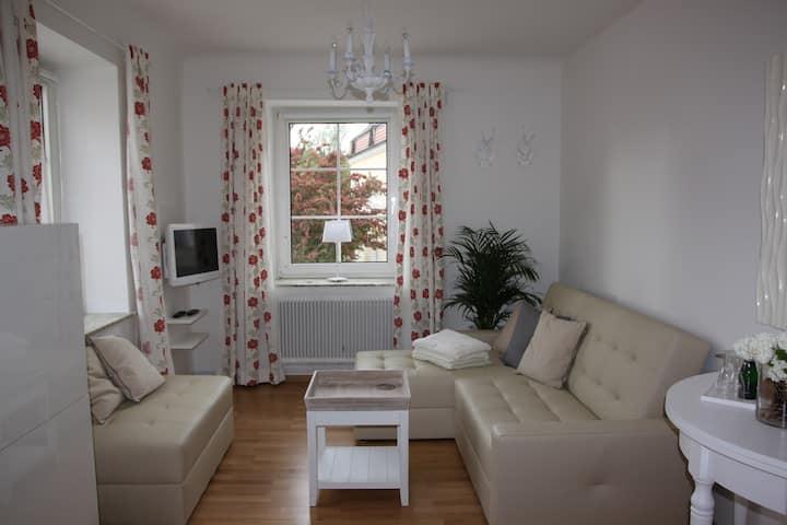 Altes Pförtnerhaus – komfortables Apartment