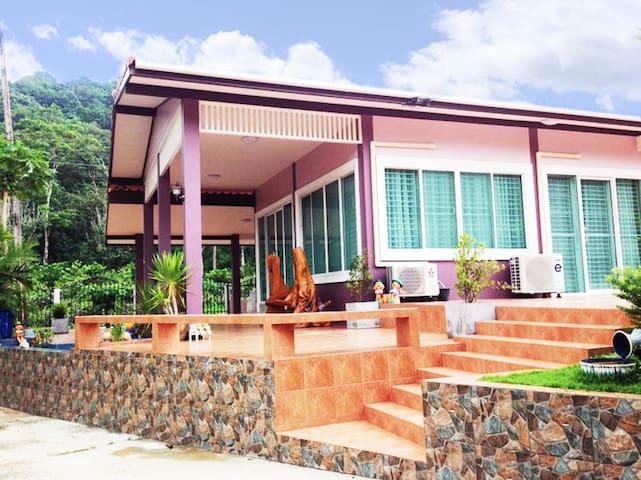 Suan Nai garden home resort