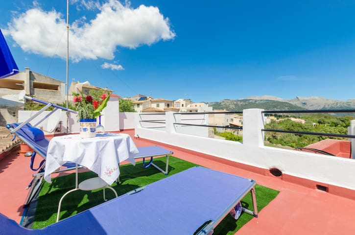 YourHouse Can Marc - apartment in the Tramuntana