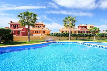 SUNNY HOUSE 4ROOMS NEAR BENIDORM - Finestrat