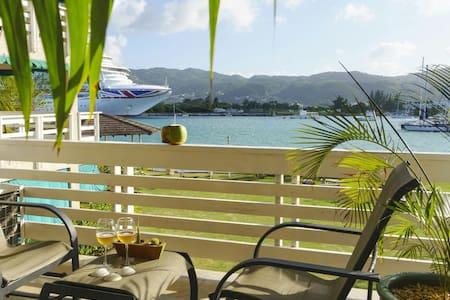 Spacious 1 Bedroom Ocean View apt - Montego Bay