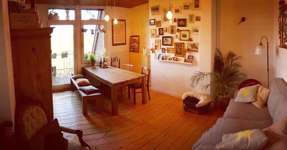 Mitten in Kassel mit Ausblick - Kassel - Apartament