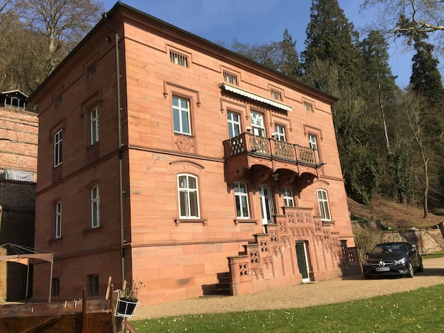 "Bed & Breakfast ""Castle Hollywood"" - Amorbach - Bed & Breakfast"