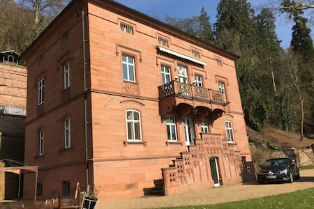 "Bed & Breakfast ""Castle Hollywood"" - Amorbach - Pousada"
