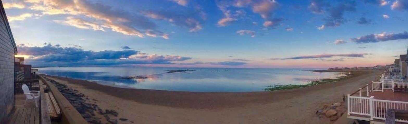 Beautiful Ocean Front Home
