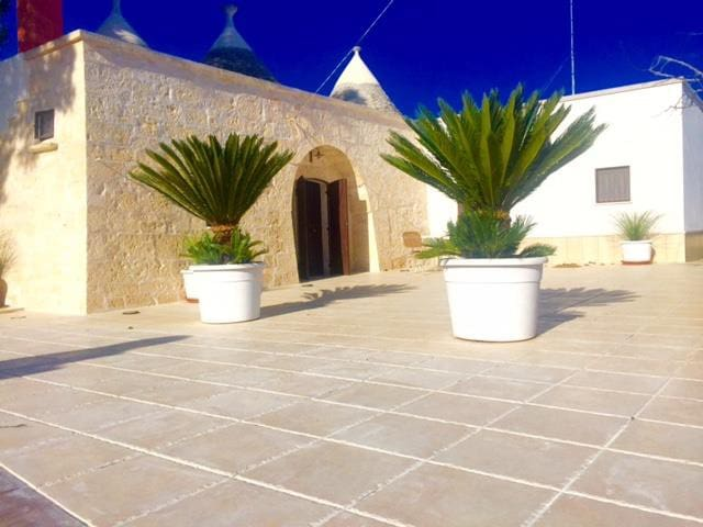 Stone House, Trulli, in the heart of Valle D'Itria - Martina Franca - Vila