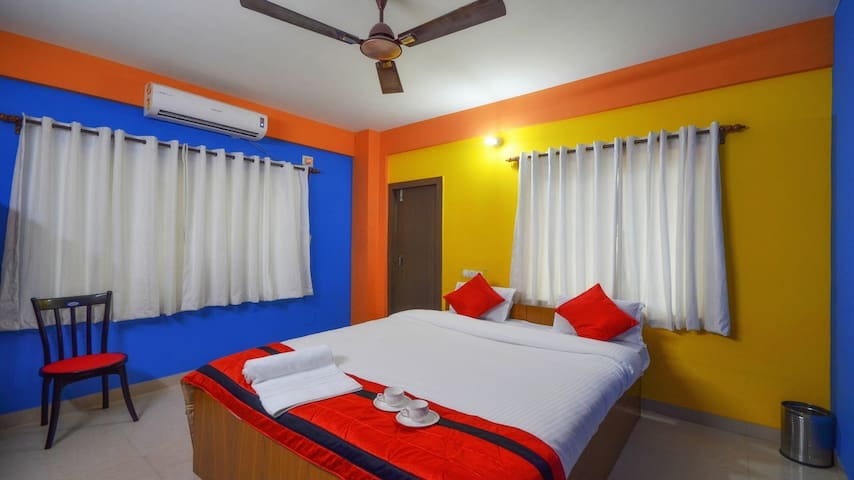 New Town Room ,Near - Tata Medical Centre(Kolkata) - Kolkata - Guesthouse