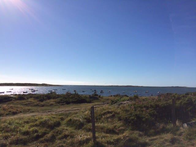 Unikt havsnära läge i Varberg - Varberg - Casa de vacances