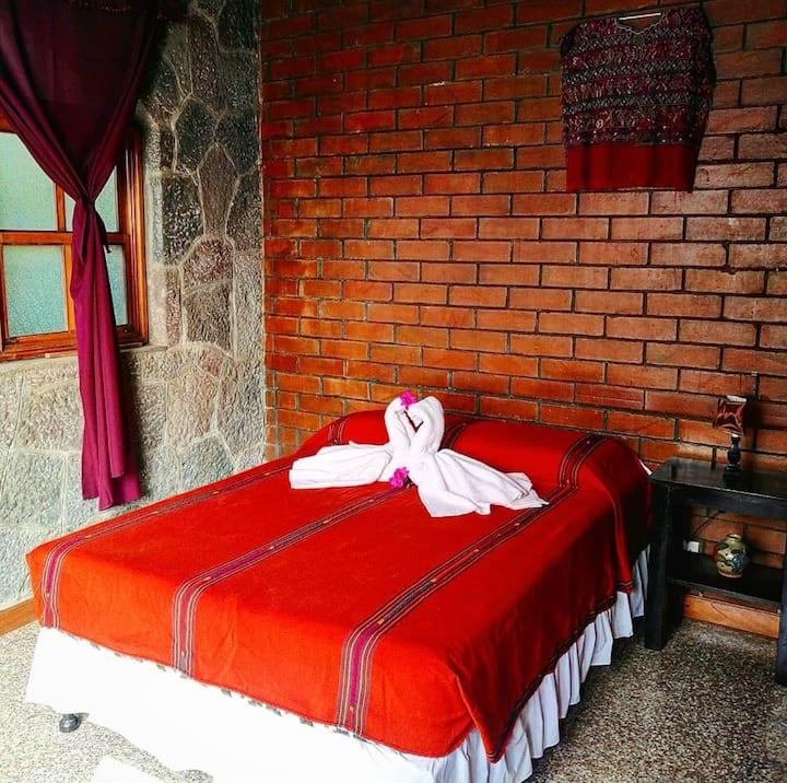 Master Bedroom in comfortable home
