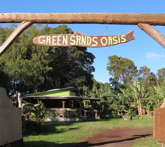 GREEN SANDS CABINS-#1- Big Island HI, South Point