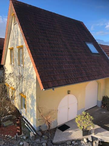 Loft in Seenähe, SAP und Hockenheimring