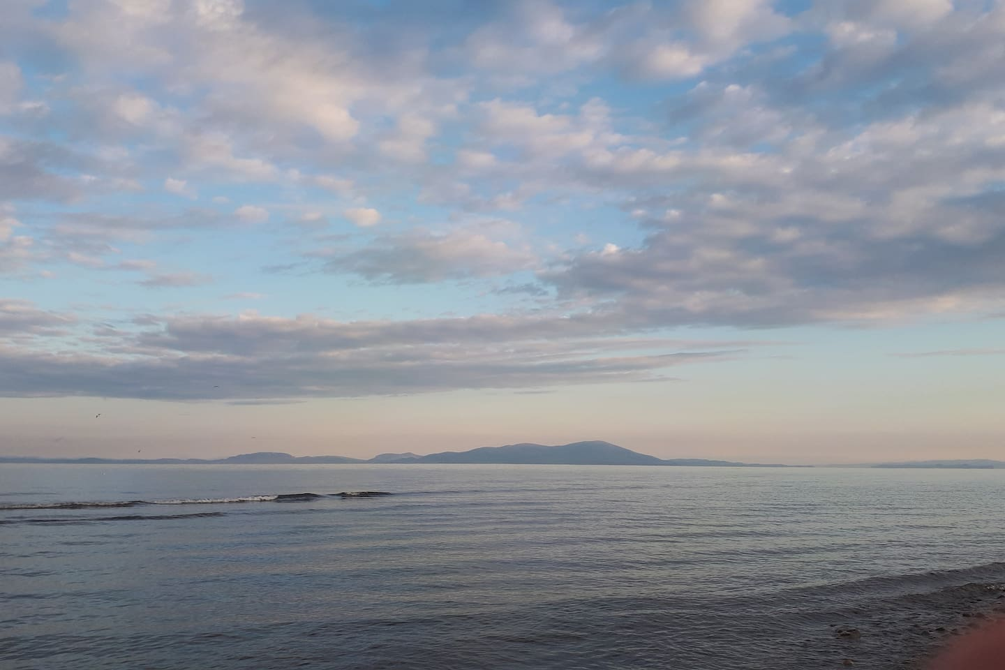 Situated by the stunning Solway Firth
