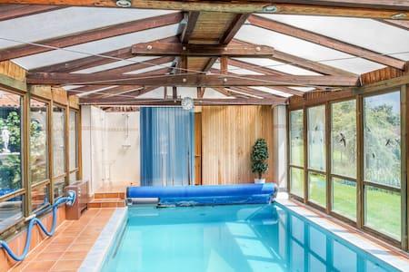 Traum Nähe Ostsee inkl. Pool und Sauna - Ahrensbök - Huis