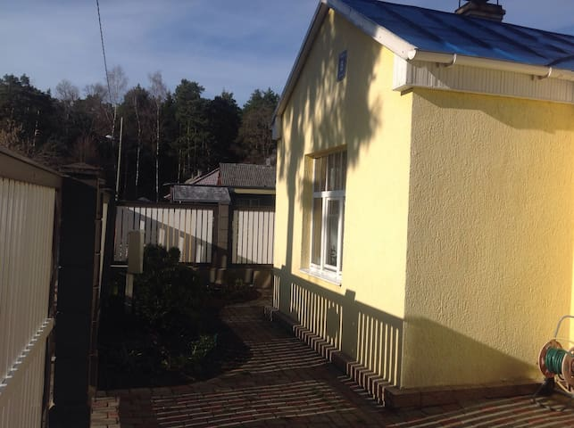 Small cozy house in the center of Jurmala - Jūrmala - Huis