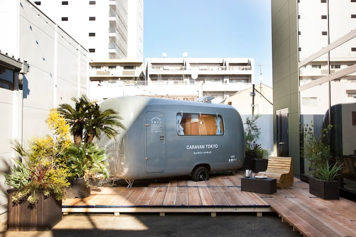 CARAVAN HOTEL TOKYO