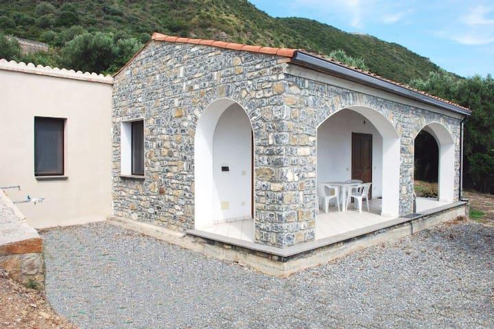 Rustico Marina - Ferienhaus am Meer und Strand - Pisciotta - บ้าน