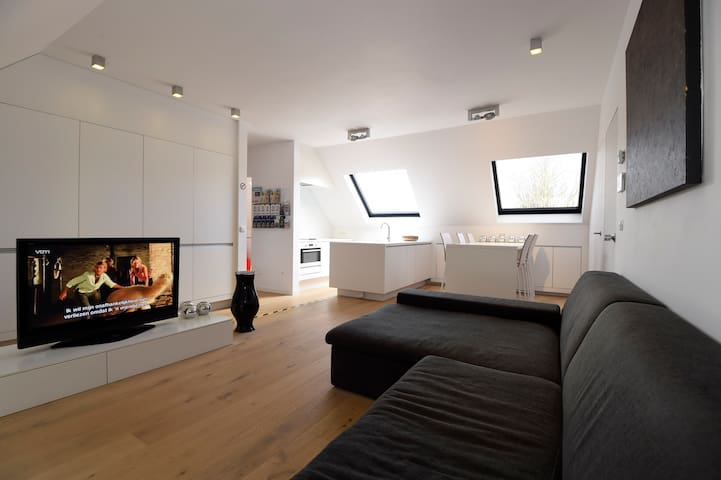 2 Bedroom apartment centre Ghent - Gent - Apartament