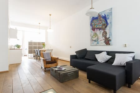 Trendy Spacious Studio in Center for 5! - Harlem - Byt