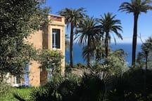 Grande Villa familiale Théoule sur Mer