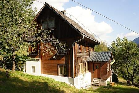 Ferienhütte-Ferienhaus Soelk im Naturpark Sölk - Großsölk