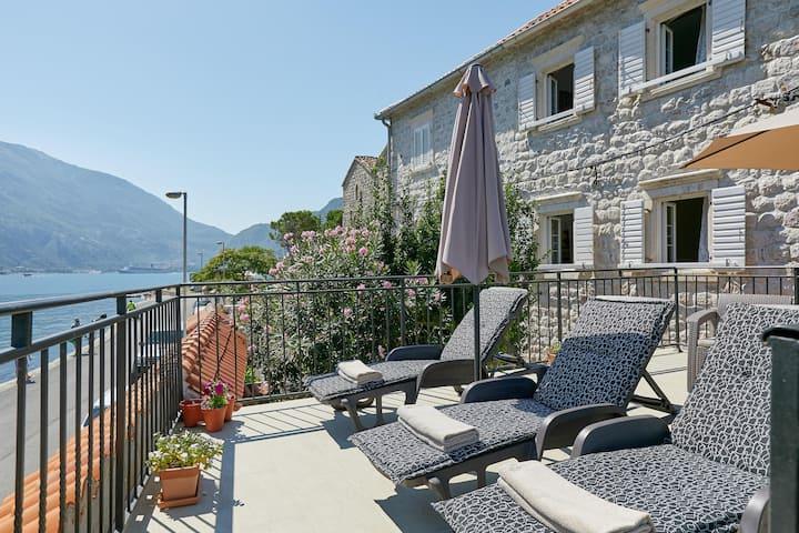 Mediterranean holiday house