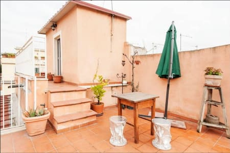 Your 1 bed 1bath hideaway in Rome ! - Rom
