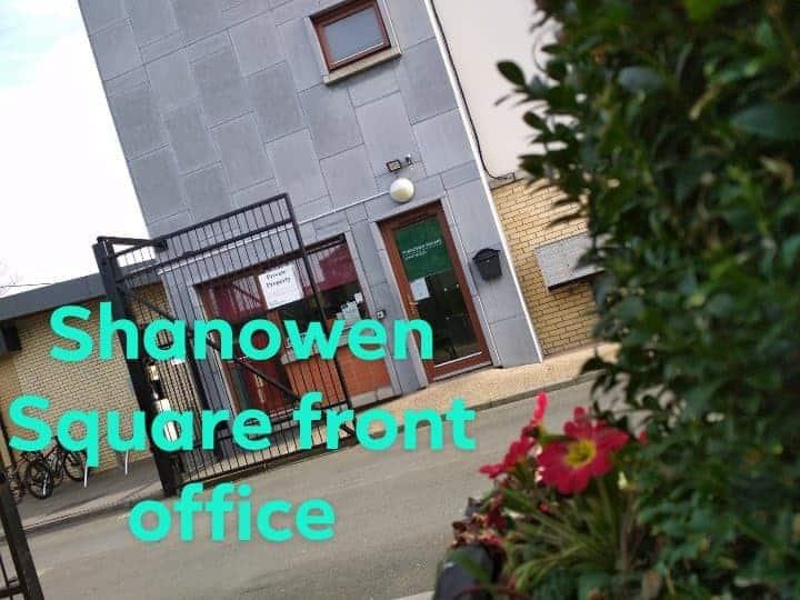 Apartment 12 Room 3 Shanowen Square