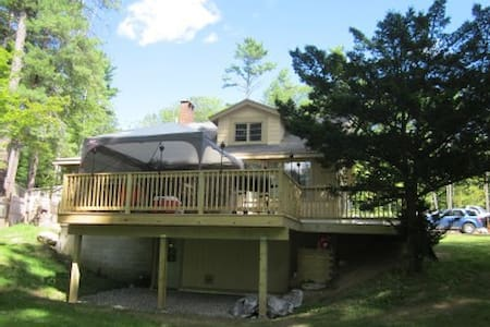 New Marblehead Lodge - Sebago Lake - Windham - Casa