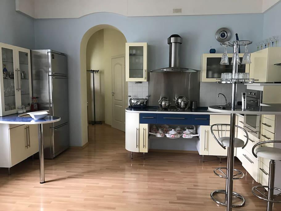 Кухня!