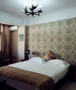 西娜湾602民宿豪华大床房 - Xishuangbanna - Villa