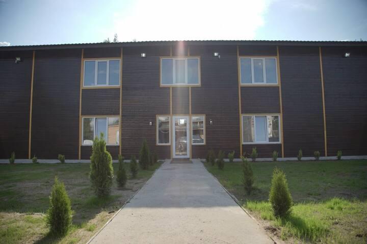 "Дом с приключениями номер ""стандарт"""
