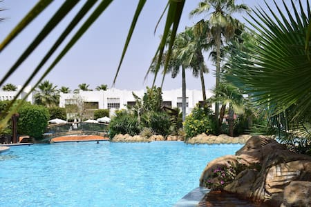 New Studio in Delta Sharm, garden view, free wifi