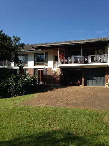 Town Bush Backpackers PMB - Pietermaritzburg - Haus