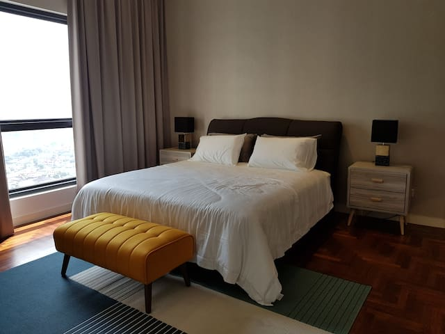 KLCC Top Reviewed 1 Bedroom Suite_7 [Must Book]!!]