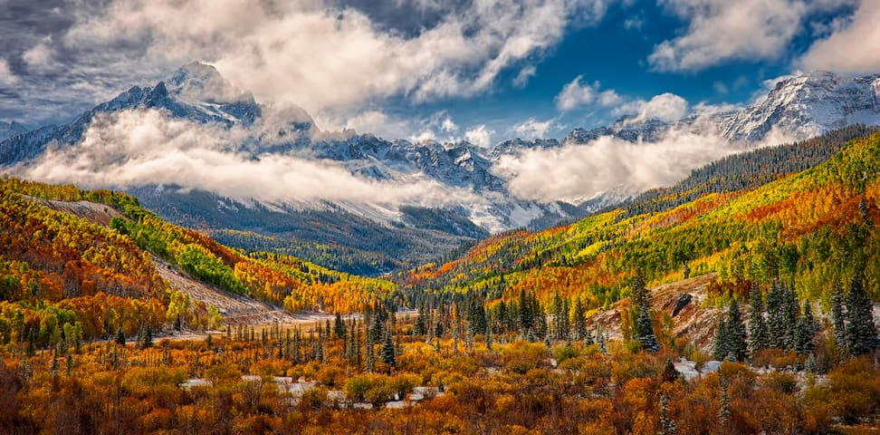 Fantastic Ouray Town Location - Fall Special Rate!