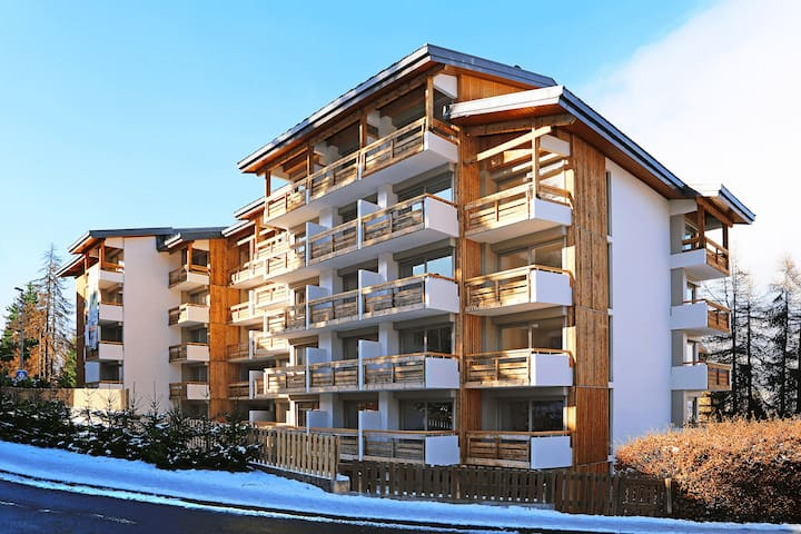 Spacious & Renovated Apt Mont-Blanc 2, Megeve