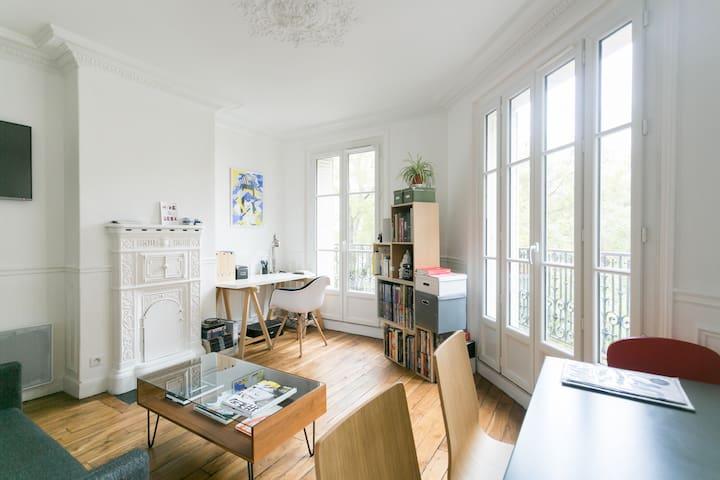 Appartement 2 pièces de 36m2 - Paryż - Apartament