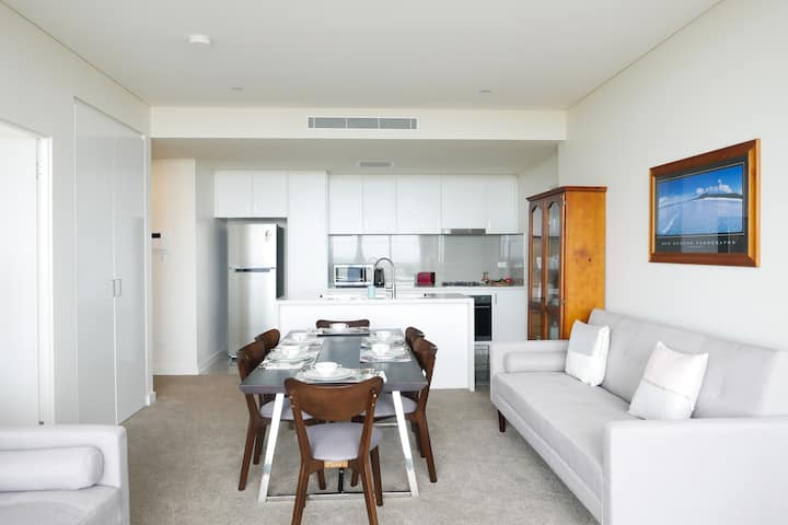 NEW 2BR apt Lane Cove-10mins bus to Sydney CBD
