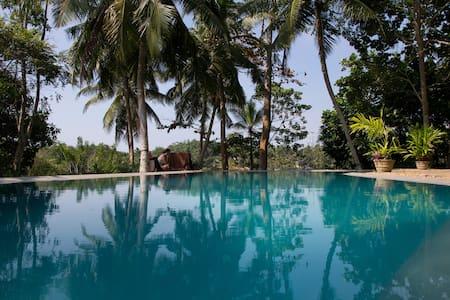 3 bedroom villa with infinity pool - ヒッカドゥワ - 別荘